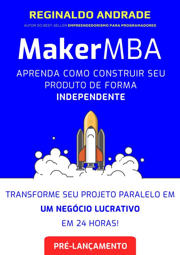 Livro MakerMBA